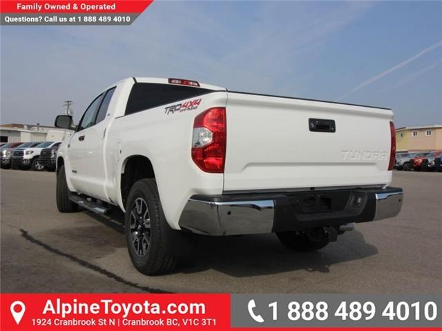 2018 Toyota Tundra  (Stk: X760372) in Cranbrook - Image 2 of 17
