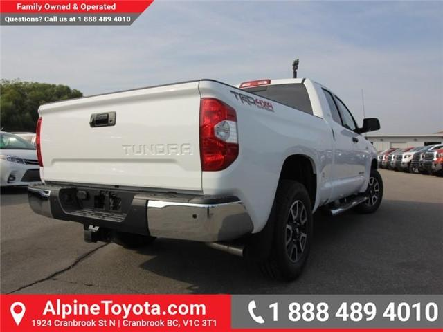 2018 Toyota Tundra  (Stk: X760372) in Cranbrook - Image 4 of 17
