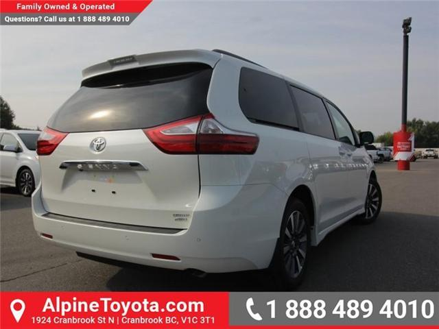 2018 Toyota Sienna LE 7-Passenger (Stk: S206146) in Cranbrook - Image 4 of 18