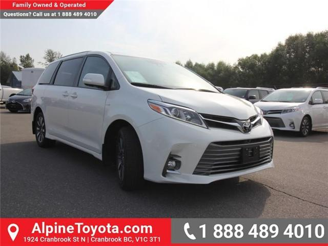 2018 Toyota Sienna LE 7-Passenger (Stk: S206146) in Cranbrook - Image 5 of 18