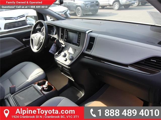 2018 Toyota Sienna XLE 7-Passenger (Stk: S206146) in Cranbrook - Image 9 of 18