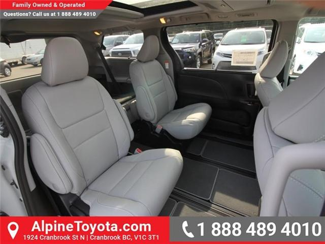 2018 Toyota Sienna LE 7-Passenger (Stk: S206146) in Cranbrook - Image 10 of 18