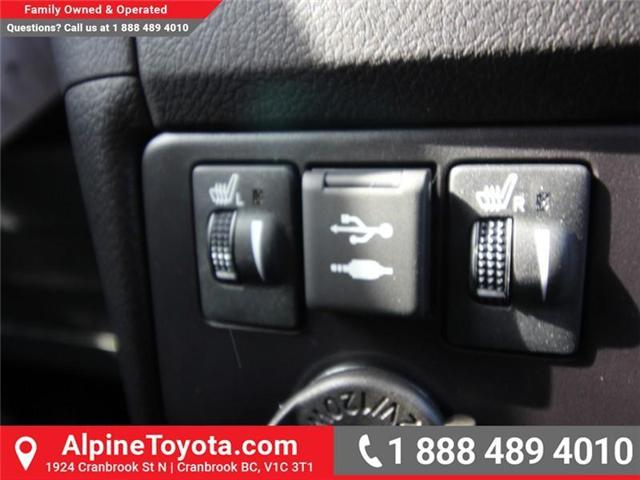2018 Toyota Sienna XLE 7-Passenger (Stk: S206146) in Cranbrook - Image 12 of 18