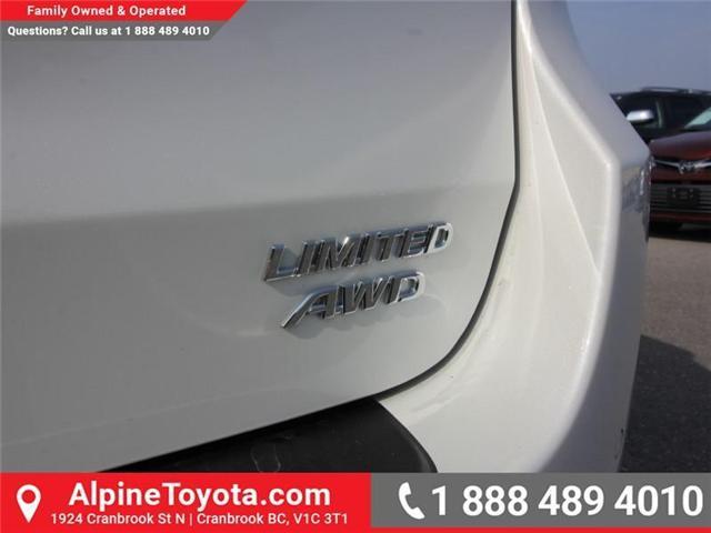 2018 Toyota Sienna XLE 7-Passenger (Stk: S206146) in Cranbrook - Image 18 of 18