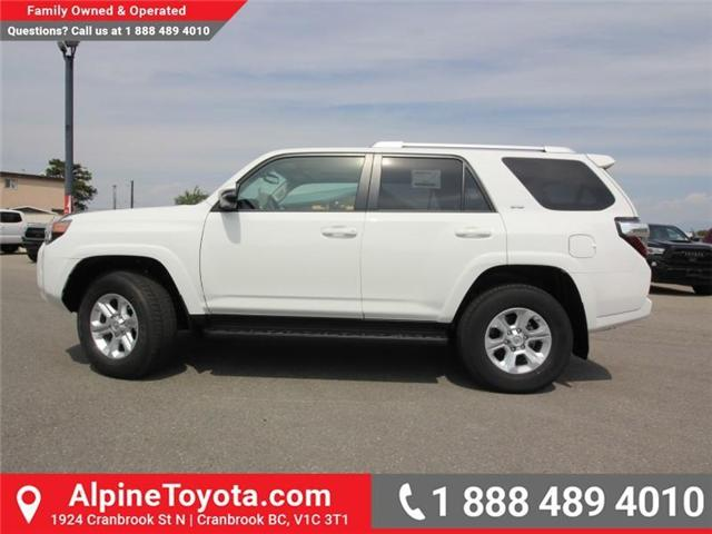 2018 Toyota 4Runner SR5 (Stk: 5597422) in Cranbrook - Image 2 of 17