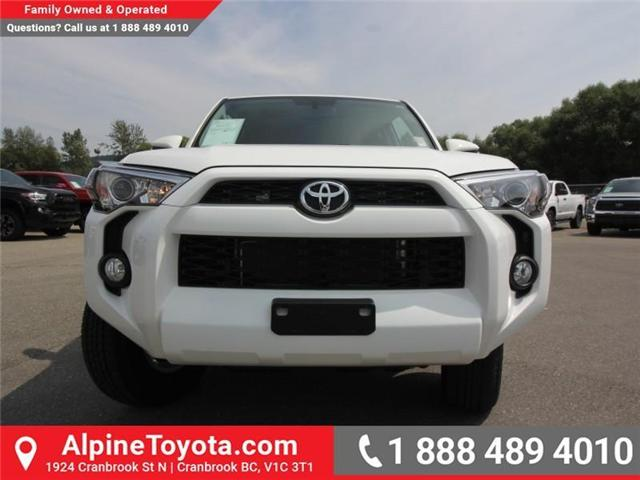 2018 Toyota 4Runner SR5 (Stk: 5597422) in Cranbrook - Image 7 of 17