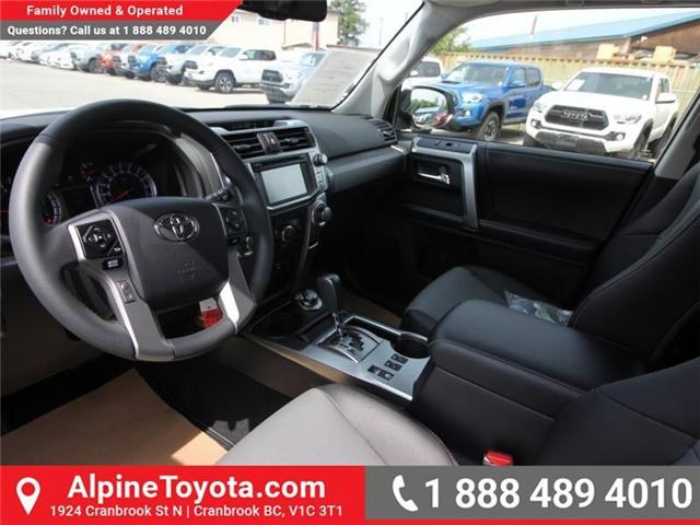 2018 Toyota 4Runner SR5 (Stk: 5597422) in Cranbrook - Image 8 of 17