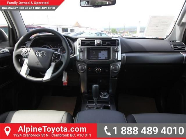 2018 Toyota 4Runner SR5 (Stk: 5597422) in Cranbrook - Image 9 of 17