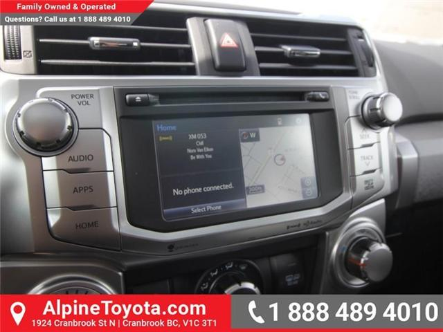 2018 Toyota 4Runner SR5 (Stk: 5597422) in Cranbrook - Image 12 of 17