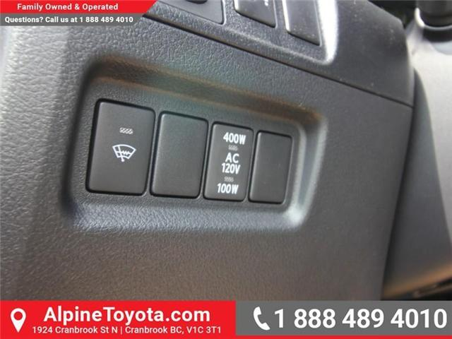 2018 Toyota 4Runner SR5 (Stk: 5597422) in Cranbrook - Image 15 of 17