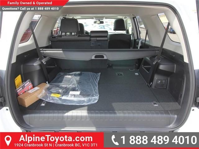 2018 Toyota 4Runner SR5 (Stk: 5597422) in Cranbrook - Image 16 of 17