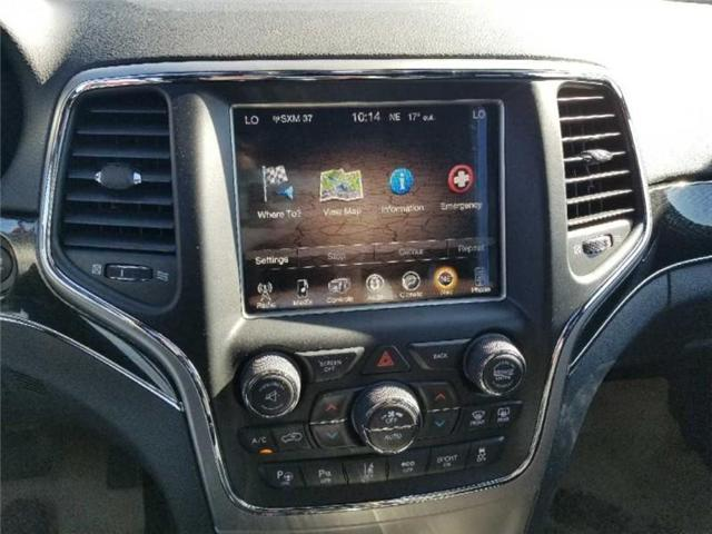 2017 Jeep Grand Cherokee Trailhawk (Stk: QU021) in  - Image 6 of 11