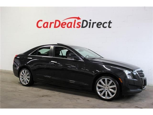 2014 Cadillac ATS 2.0L Turbo Luxury (Stk: 170406) in Vaughan - Image 1 of 29