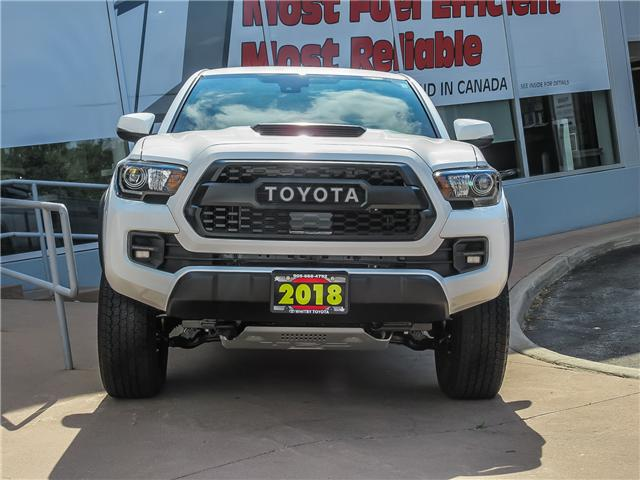 2018 Toyota Tacoma  (Stk: 80641) in Whitby - Image 2 of 15
