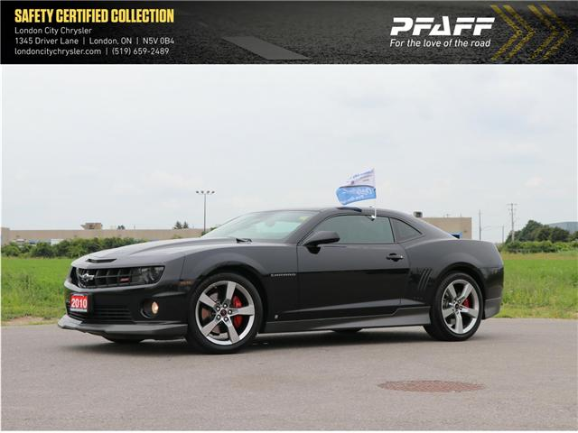 2010 Chevrolet Camaro  (Stk: 9020B) in London - Image 1 of 26