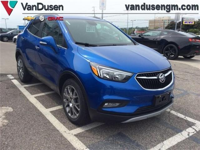 2018 Buick Encore Sport Touring (Stk: 183910) in Ajax - Image 1 of 20