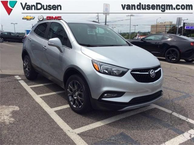 2018 Buick Encore Sport Touring (Stk: 183907) in Ajax - Image 1 of 20