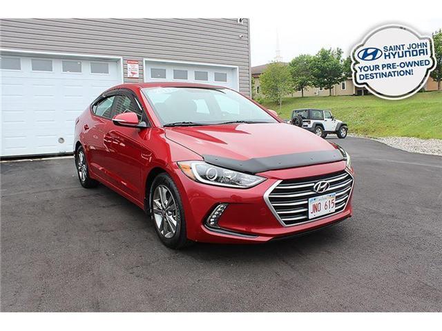 2017 Hyundai Elantra GL (Stk: U1799) in Saint John - Image 1 of 22
