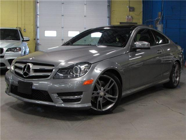 2013 Mercedes-Benz C-Class Base (Stk: C5345) in North York - Image 1 of 20