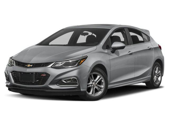 2018 Chevrolet Cruze LT Auto (Stk: C8J229T) in Mississauga - Image 1 of 9