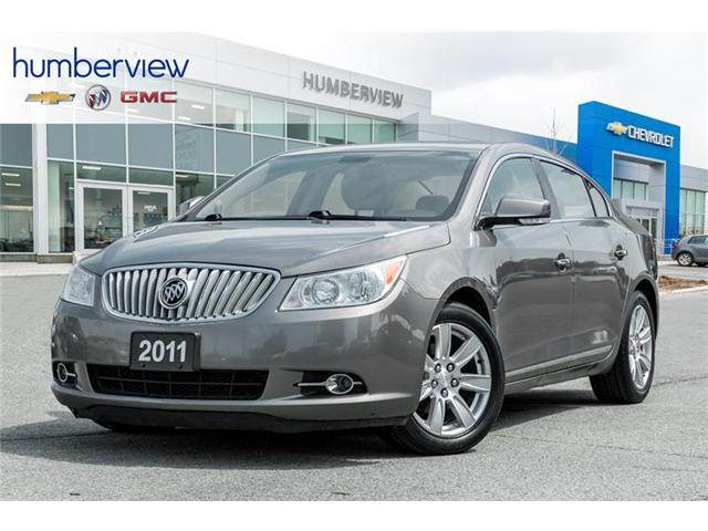 2011 Buick LaCrosse CXL (Stk: C4293A) in Toronto - Image 1 of 20