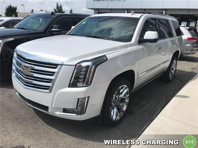 2018 Cadillac Escalade Platinum (Stk: R402966) in Newmarket - Image 1 of 14