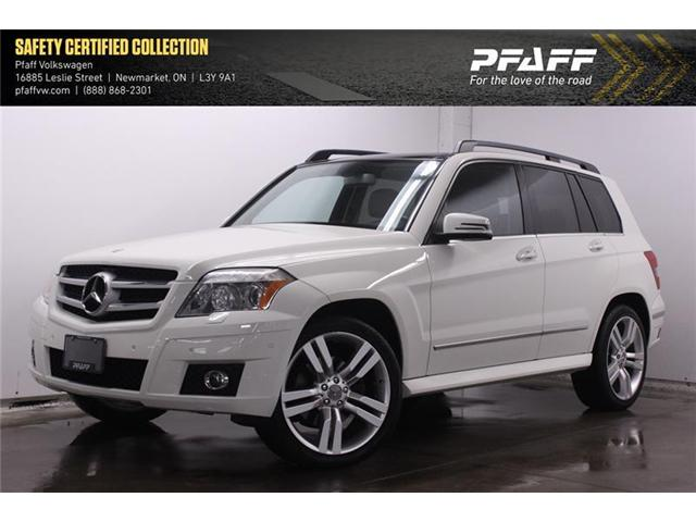 2010 Mercedes-Benz GLK-Class Base (Stk: 19221A) in Newmarket - Image 1 of 16
