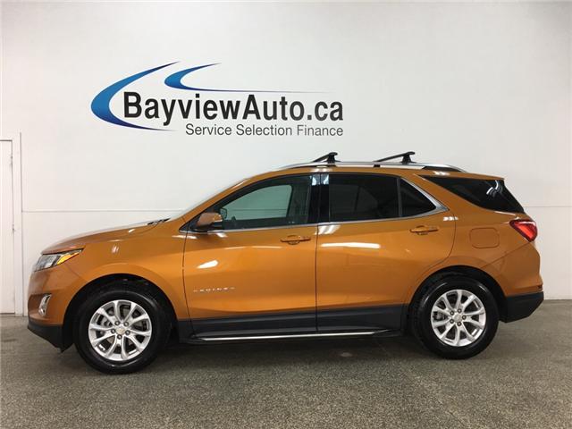 2018 Chevrolet Equinox LT (Stk: 33205W) in Belleville - Image 1 of 27