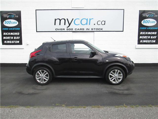 2014 Nissan Juke SV (Stk: 180950) in Kingston - Image 1 of 13