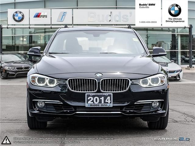 2014 BMW 328i xDrive (Stk: DB5336) in Oakville - Image 2 of 25