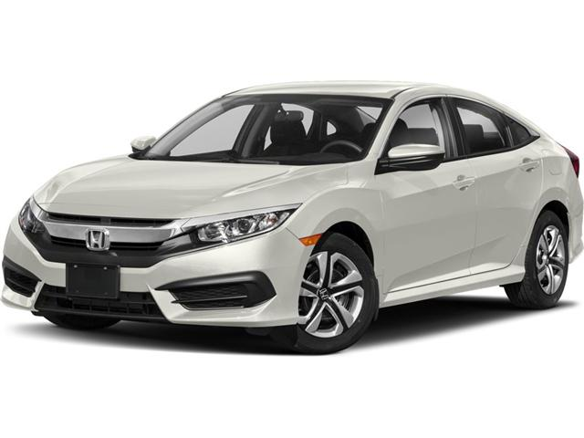 2018 Honda Civic LX (Stk: ) in Toronto, Ajax, Pickering - Image 1 of 2