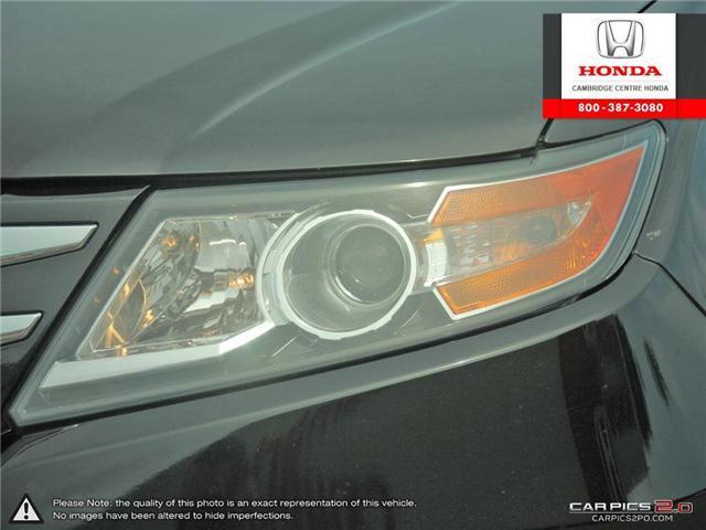 2016 Honda Odyssey SE (Stk: 18558A) in Cambridge - Image 10 of 27