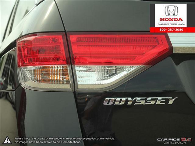 2016 Honda Odyssey SE (Stk: 18558A) in Cambridge - Image 12 of 27