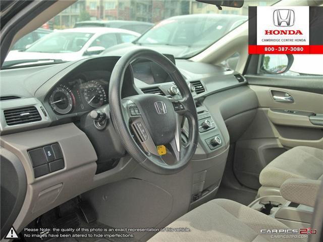 2016 Honda Odyssey SE (Stk: 18558A) in Cambridge - Image 13 of 27