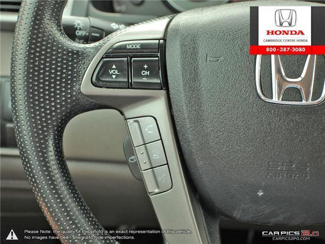 2016 Honda Odyssey SE (Stk: 18558A) in Cambridge - Image 16 of 27