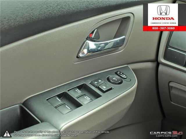 2016 Honda Odyssey SE (Stk: 18558A) in Cambridge - Image 17 of 27