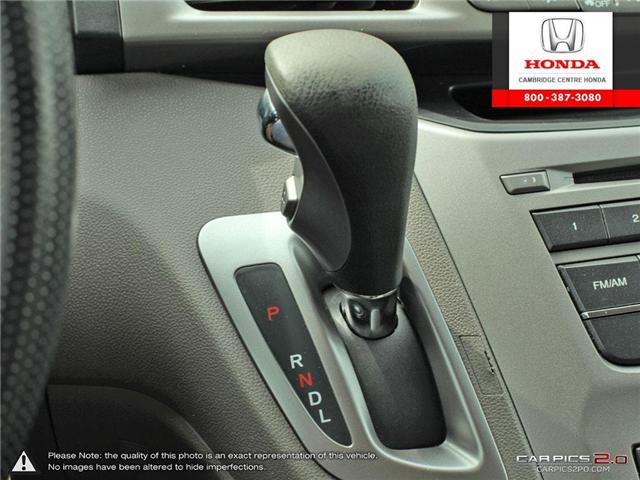 2016 Honda Odyssey SE (Stk: 18558A) in Cambridge - Image 19 of 27