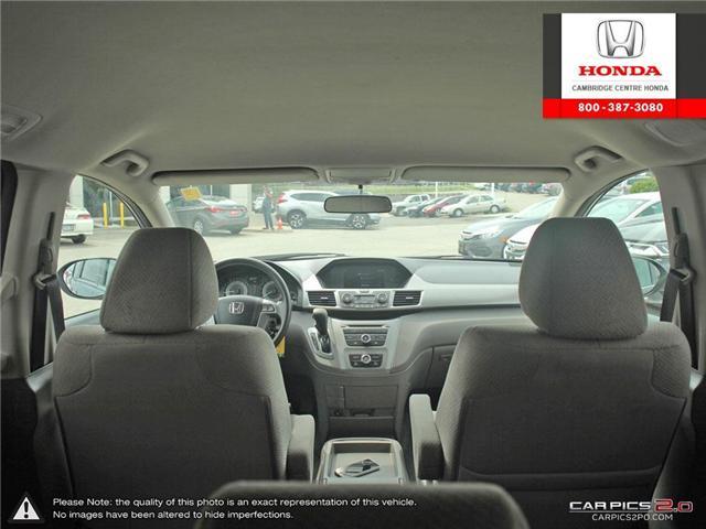 2016 Honda Odyssey SE (Stk: 18558A) in Cambridge - Image 21 of 27