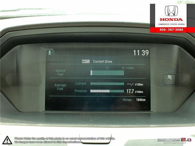 2016 Honda Odyssey SE (Stk: 18558A) in Cambridge - Image 22 of 27