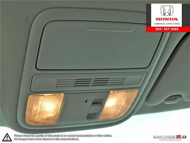 2016 Honda Odyssey SE (Stk: 18558A) in Cambridge - Image 23 of 27