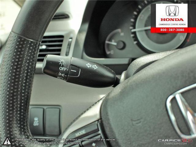 2016 Honda Odyssey SE (Stk: 18558A) in Cambridge - Image 27 of 27