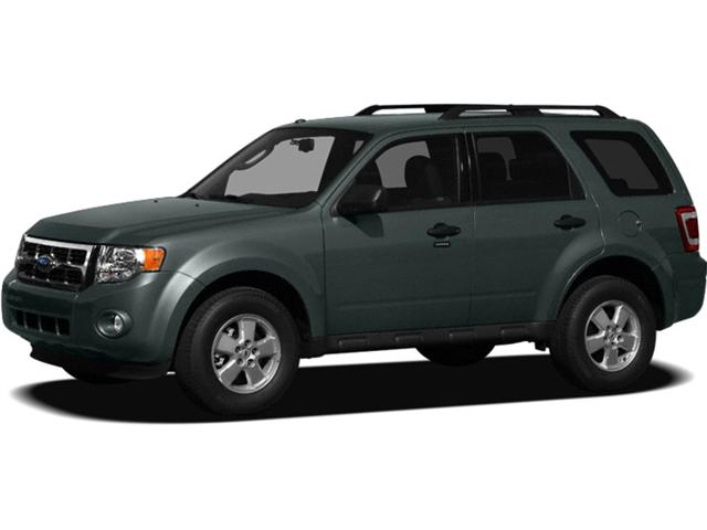 Used 2010 Ford Escape Limited  - Coquitlam - Eagle Ridge Chevrolet Buick GMC