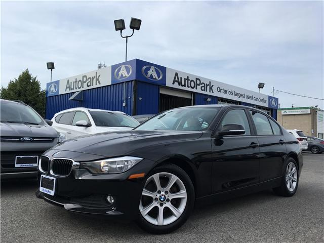 2014 BMW 320i  (Stk: 14-31400) in Georgetown - Image 1 of 23