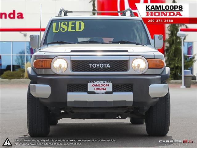 2012 Toyota FJ Cruiser Base (Stk: 14057A) in Kamloops - Image 2 of 25