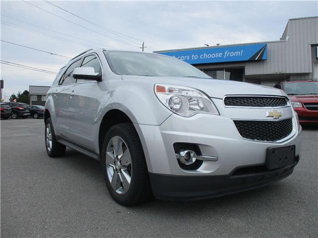 2013 Chevrolet Equinox 1LT (Stk: 180851) in Kingston - Image 1 of 13