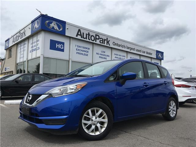 2017 Nissan Versa Note 1.6 SV (Stk: 17-64394) in Brampton - Image 1 of 26