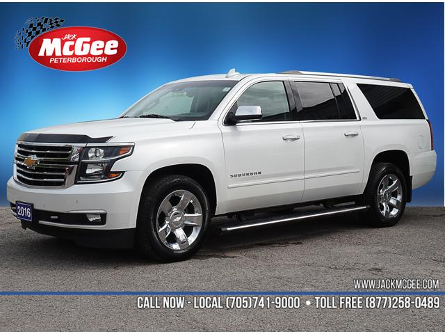 2016 Chevrolet Suburban LTZ (Stk: 171034A) in Peterborough - Image 1 of 23