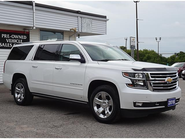 2016 Chevrolet Suburban LTZ (Stk: 171034A) in Peterborough - Image 10 of 23