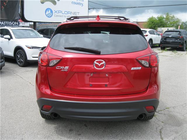 2015 Mazda CX-5 GT (Stk: 18096A) in Stratford - Image 4 of 24