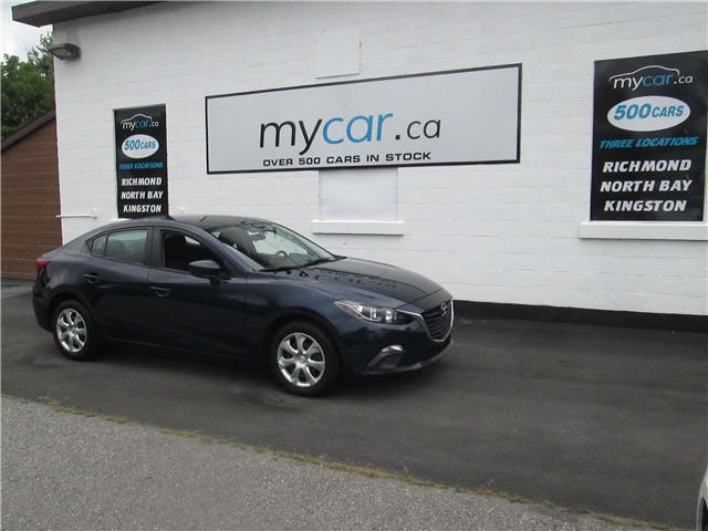 2015 Mazda Mazda3 GX (Stk: 180933) in North Bay - Image 2 of 12